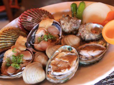 淡路島のグルメを満喫!水島水産東浦店で海鮮焼きを堪能!