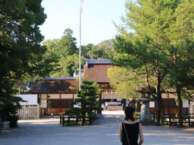 夫婦円満を祈願しよう! 日本最古の神社、伊奘諾神宮へ