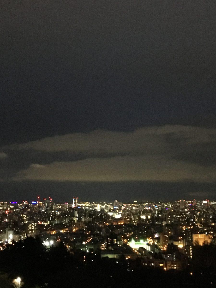 札幌の夜景を無料で楽しむなら旭山記念公園に行ってみよう!