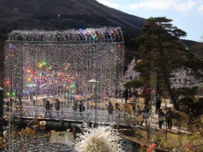 箱根でクリスマスを過ごすならガラスの森美術館へ行こう!