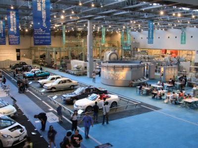 トヨタ産業技術記念館には子供が出来たら連れていきたい!